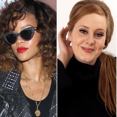 Rihanna e Adele in Italia? Ecco tutti i dettagli sul concerto