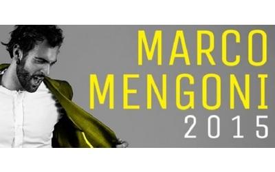 Marco Mengoni in tuor: Ecco le date e i prezzi