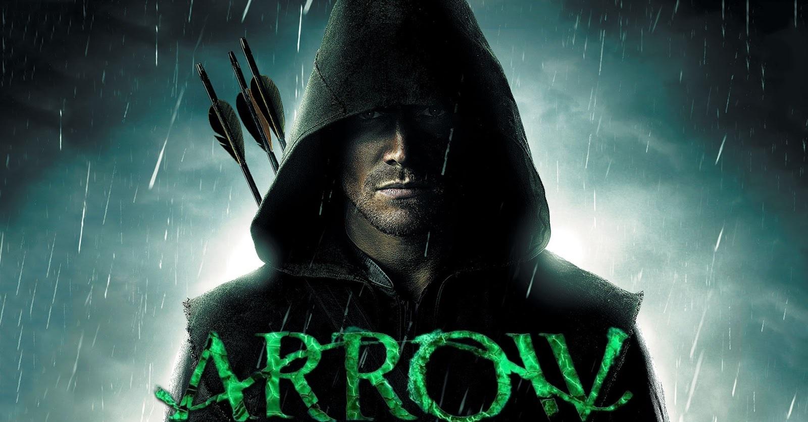Arrow, la terza stagione arriva in Italia