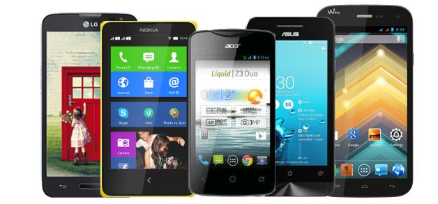 I migliori smartphone Android sotto i 100 euro