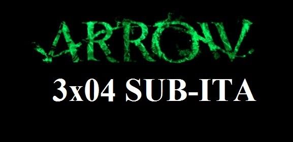 "Cliccate qui per vedere la 3×04 di ""Arrow"""