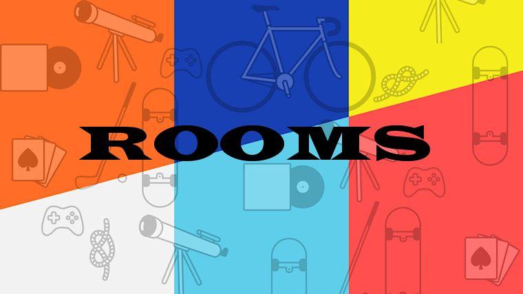 Facebook presenta Rooms, l'applicazione per condividere le proprie passioni