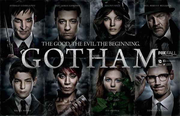 Gotham nuovi video sull'ascesa del Pinguino e su Jim Gordon e Selina Kyle