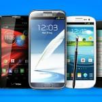 Ecco i migliori smartphone del momento