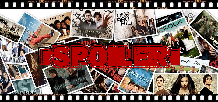 SPOILER su Arrow, Agents Of SHIELD, Revenge, Once Upon A Time, The Blacklist, Forever e State Of Affairs
