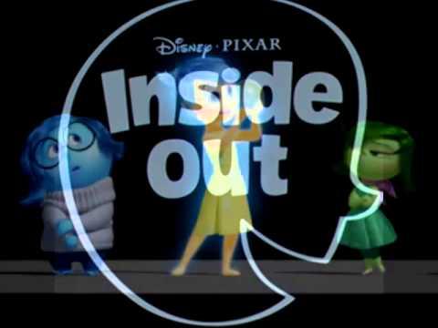 Inside Out: ecco il teaser trailer italiano del nuovo cartone Disney Pixar!
