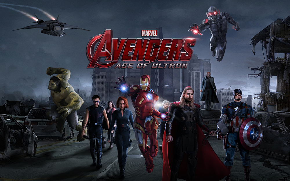 Avengers Age of Ultron ecco il primo Trailer in italiano