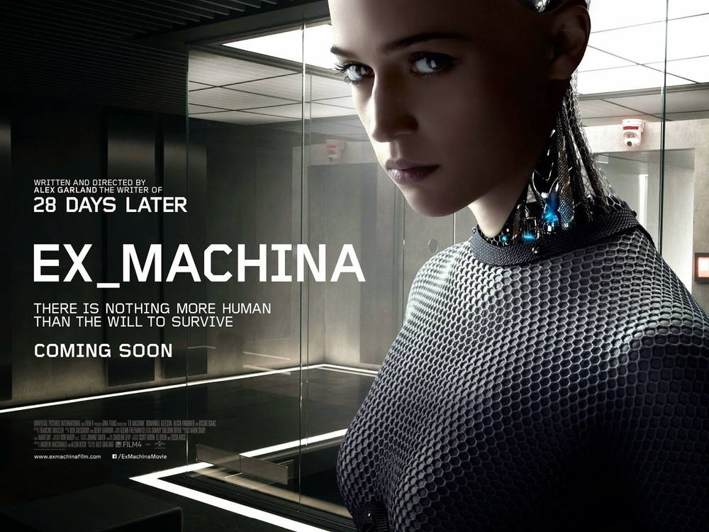 EX MACHINA, il primo trailer italiano [VIDEO]