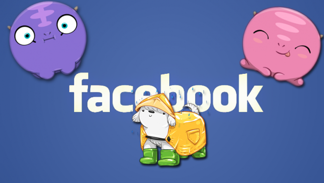 Facebook introduce gli stickers nei commenti dei post