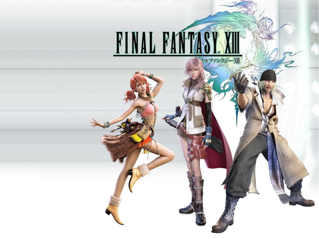 Final Fantasy XIII, disponibile la versione Pc su Steam