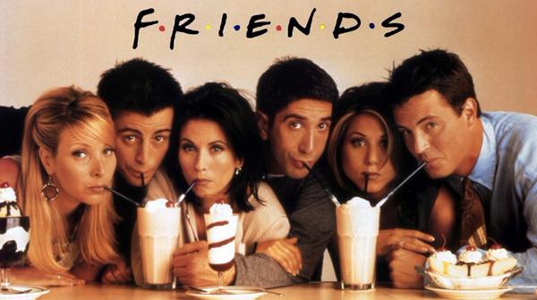 Friends: dal 1 Luglio tutte le stagioni su Netflix