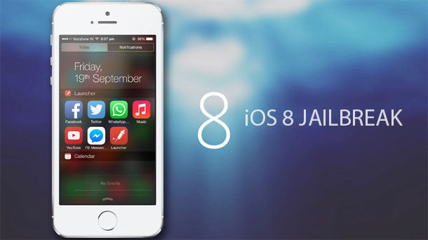 Jailbreak iOS8 disponibile: Pangu 1.1
