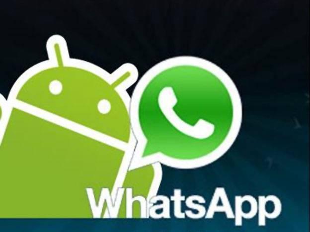 Si aggiorna Whatsapp per Android