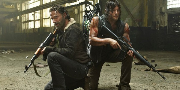The Walking Dead 5: Andrew Lincoln (Rick) rivela che sarà una stagione intensa