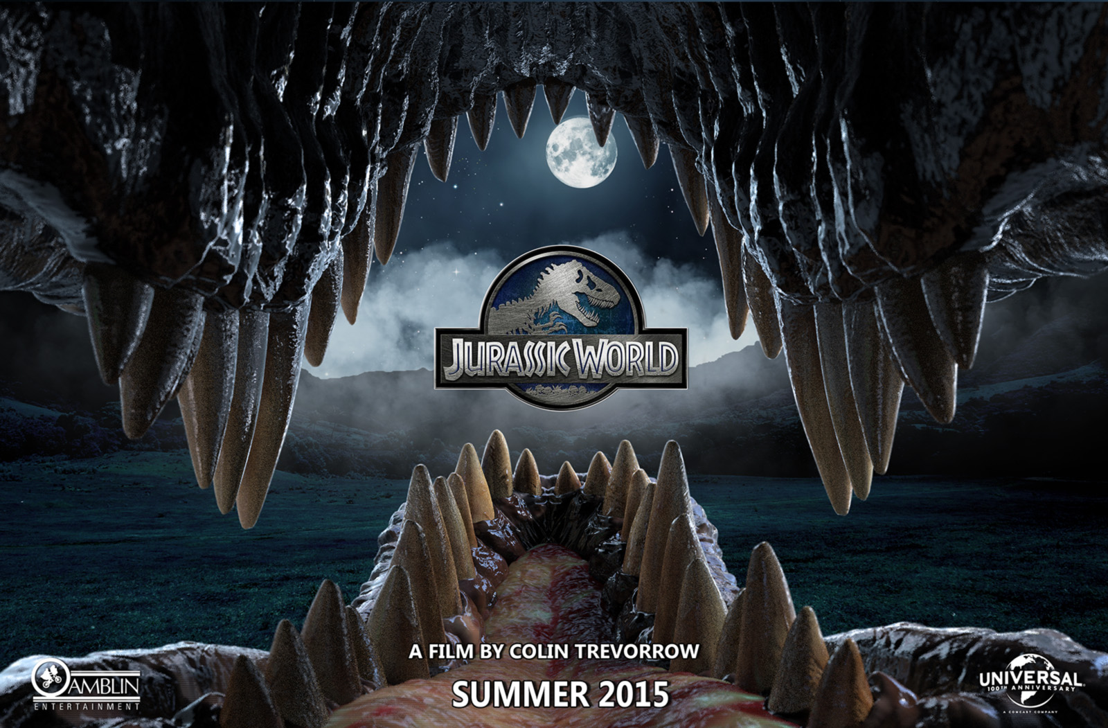 Jurassic World: ecco il primo trailer ufficiale in italiano [VIDEO]