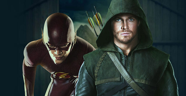 "Anticipazioni sul crossover di ""The Flash e Arrow"""