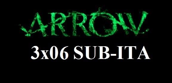 "Cliccate qui per vedere la 3×06 di ""Arrow"""
