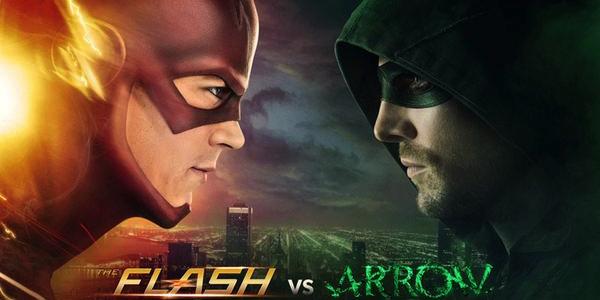 The Flash vs Arrow: ecco il trailer del crossover