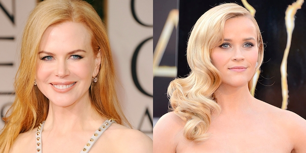 "Nicole Kidman e Reese Witherspoon protagoniste in ""Big Little Lies"""