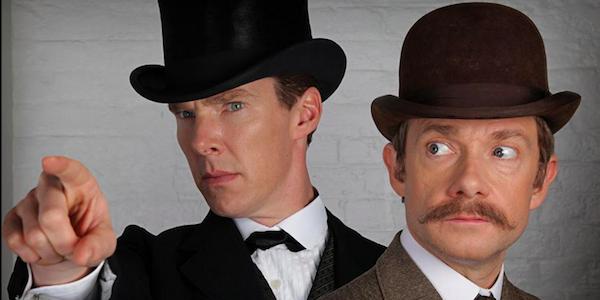 Ecco la prima foto dello speciale di Sherlock
