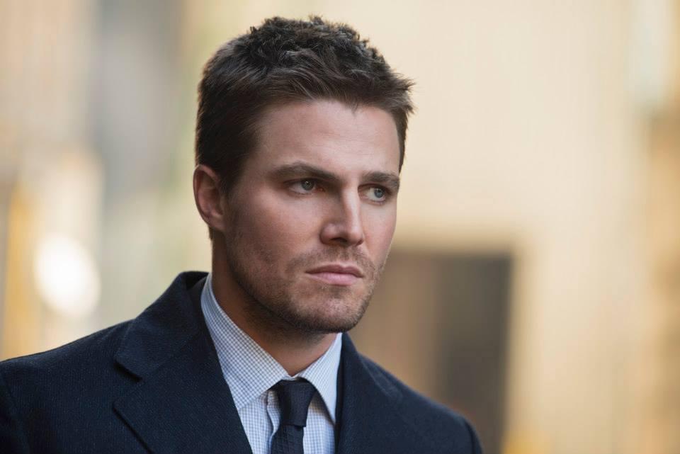 Stephen Amell, protagonista di Arrow, debutterà anche al cinema