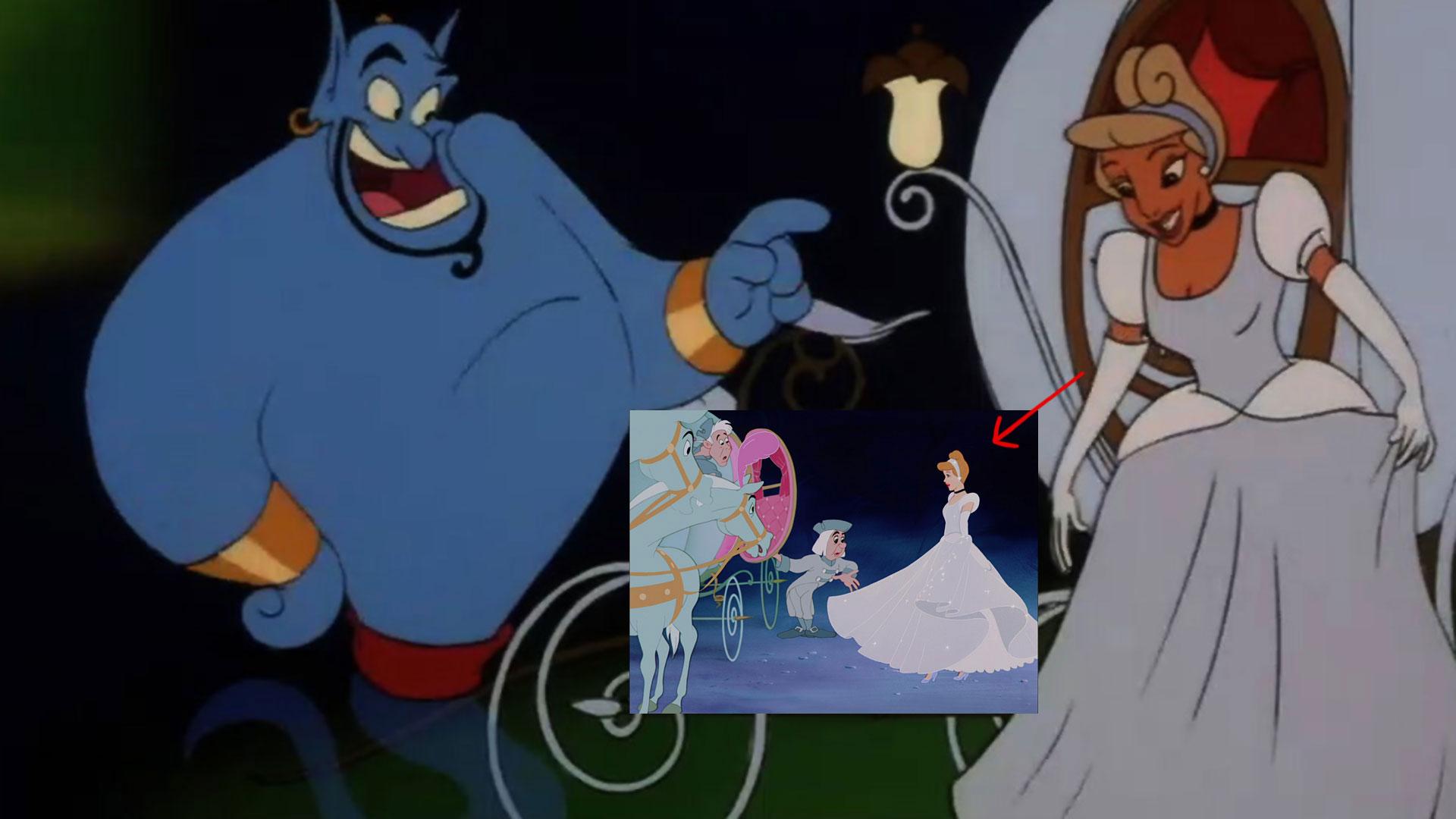 Personaggi Disney che appaiono in altri cartoni [PARTE 2]