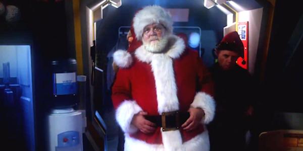 Doctor Who 8: le prime immagini della puntata natalizia