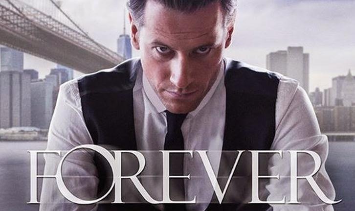 """La ABC ordina la prima stagione completa di """"Forever"""""""