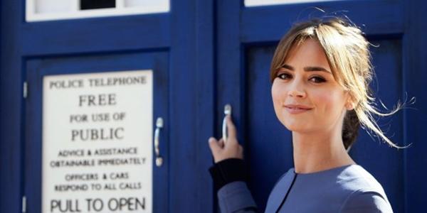 Doctor Who: possibile ritorno di Jenna Coleman