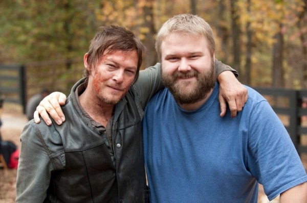 Robert Kirkman, autore del fumetto, ci parla di  The Walking Dead