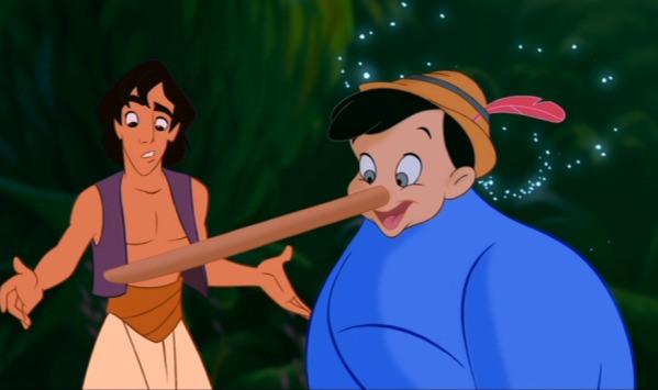 Personaggi Disney che appaiono in altri cartoni [PARTE1]