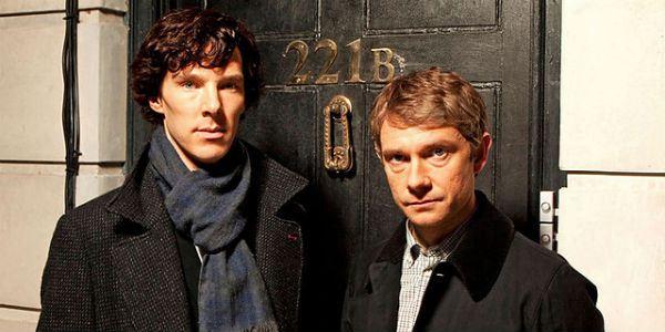 Sherlock: le prime tre stagioni in DVD e Blu-ray in edizione limitata