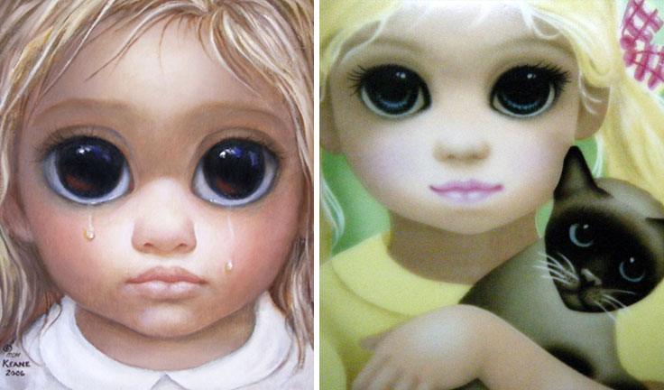 Big Eyes: il trailer ufficiale in italiano del film di Tim Burton