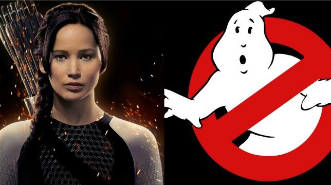 Jennifer Lawrence potrebbe far parte al remake di Ghostbusters