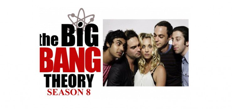 The Big Bang Theory 8: arriva in Italia