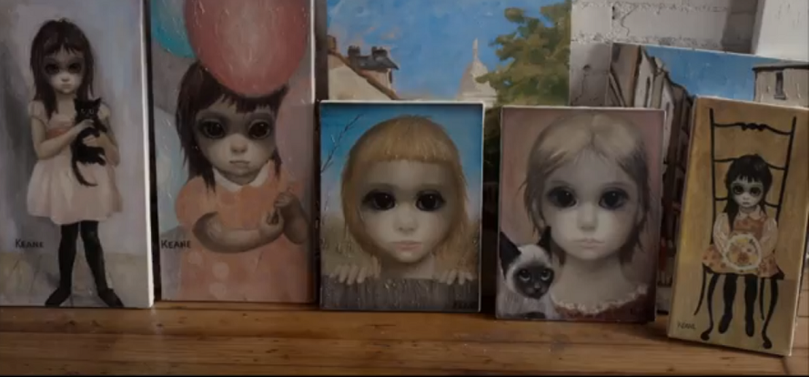 Big Eyes: nuovo spot in italiano del film di Tim Burton [VIDEO]