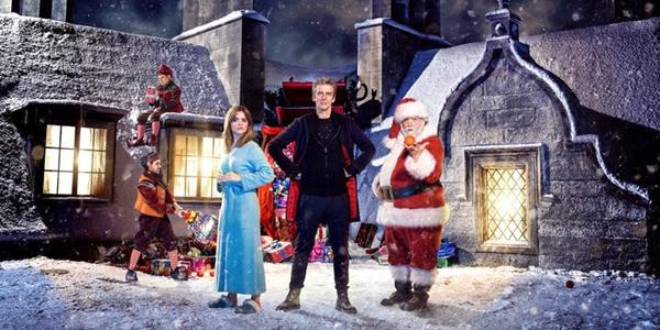 Doctor Who: i protagonisti parlano dell'episodio speciale di Natale