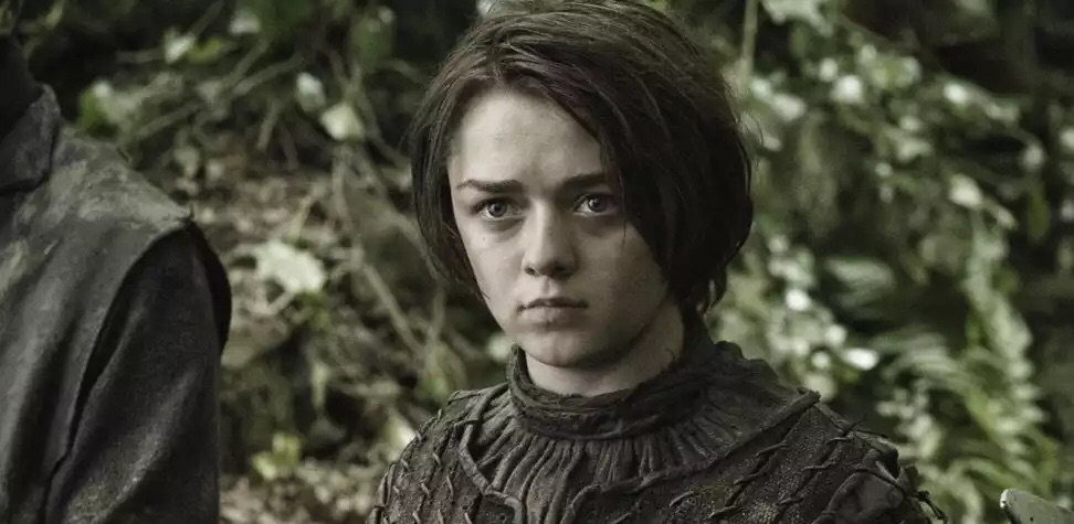 Game of thrones: grandi novità su Aria Stark