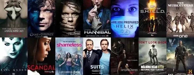 I Telefilm più visti del 2014