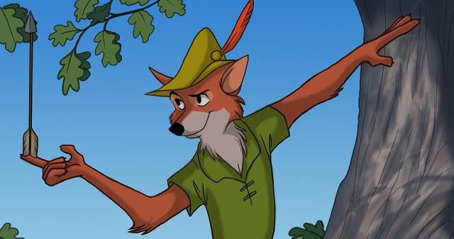 """Robin Hood di nuovo al cinema con """"Disney"""""""