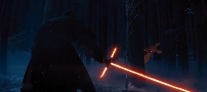 Star Wars – Il Risveglio della Forza: il Trailer parodia [VIDEO]
