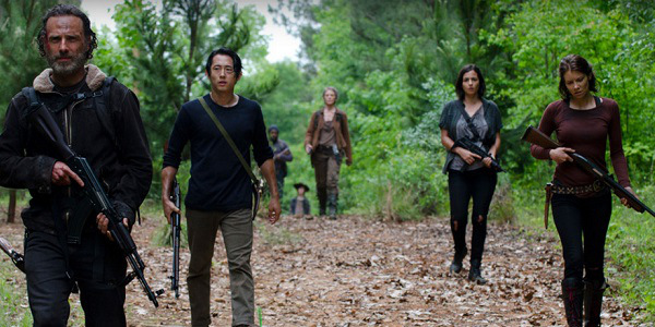 The Walking Dead 5: nuovi cambiamenti in vista