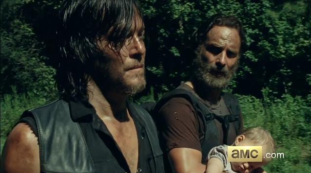 The Walking Dead 5: promo della seconda metà stagione