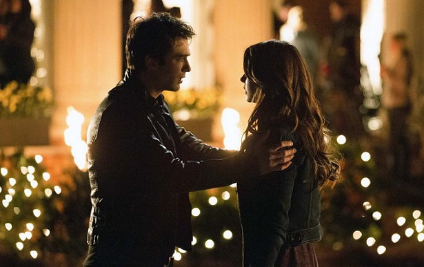 """The Vampire Diaries 6"": novità in vista tra Damon e Elena?"
