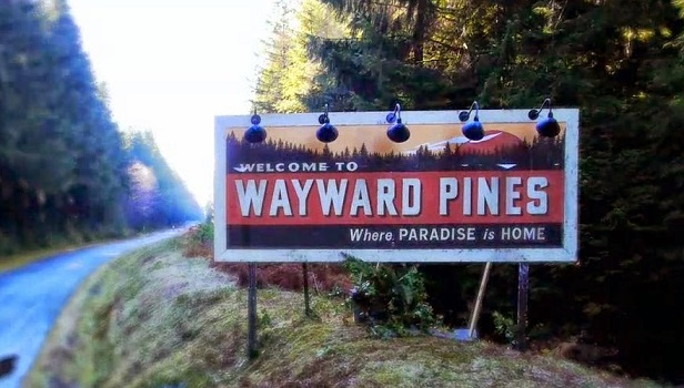 """Wayward Pines"": il thriller ispirato a Twin Peaks"