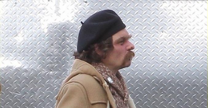 """Johnny Depp di nuovo irriconoscibile per il film """"Yoga Hosers"""""""