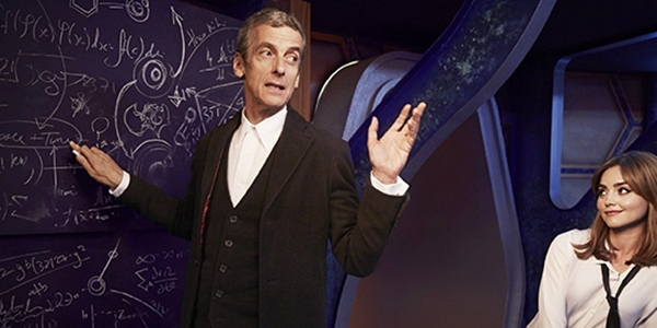 Comic Con: novità su Doctor Who