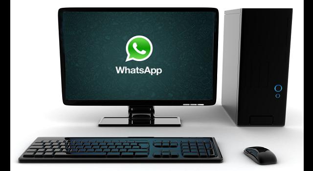 Whatsapp: arriva ufficialmente la versione PC