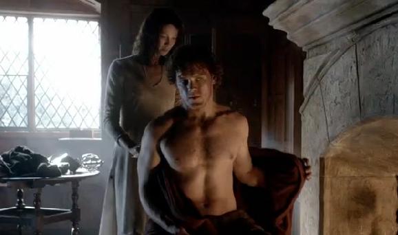 Outlander: ecco il nuovo PROMO del telefilm