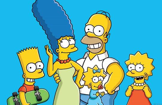 Ecco il motivo per cui i Simpson sono gialli